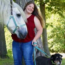 Photo of Jessica | Hometown Veterinary Hospital | Rochester Hills Veterinarian
